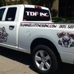 TDF INC Ram