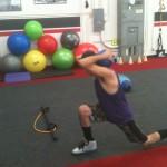 MMA/ Footballer Nate Dogg Tuttle