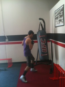 Nate Dogg Tuttle, MMA