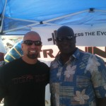 2 time Superbowl champ Reggie Kinlaw  of the Raiders