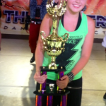Kioni Gallagher Wins BIG at Nationals! (Yes, Dancers are athletes!)