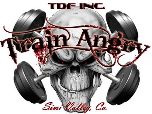 Train Angry Skull Training Day Fitness Inc