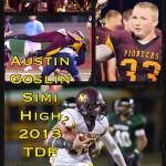 athlete Austin Goz