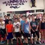 athletes class 1