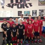 sport kids 8
