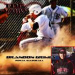 Brandon Grimes, athlete.