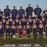 2013 Bantam Blue Pats