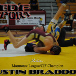 Austin is now wrestling for Fresno City College, a wrestling powerhouse.