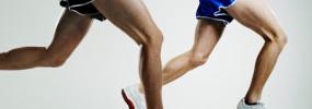 Running…Heel or toe first?