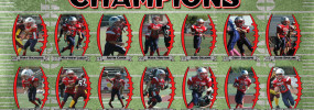 Bantam Blue Patriots, 2011 Conf. Champs!