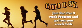 COUCH TO 5k Simi Valley Challenge WEEK 3